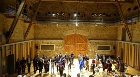 Ferme de Villefavard en Limousin