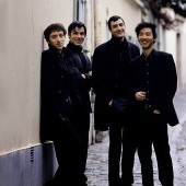 Quatuor Arod wins ARD Competition first prize !