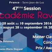 Partenariat avec l'Académie Ravel
