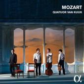 Le Quatuor Van Kuijk et Mozart