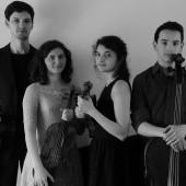 Le Quatuor Tchalik à l'Orangerie de Sceaux
