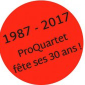ProQuartet celebrates its 30th anniversary