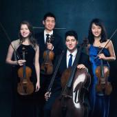 Le Omer Quartet en concert à Lourmarin
