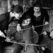 Nouveau résident ProQuartet : le Quatuor Akilone