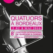 Prix ProQuartet à Quatuors à Bordeaux