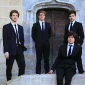 Le Quatuor Van Kuijk au Festival Messiaen