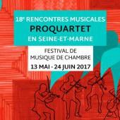 Rencontres Musicales ProQuatet 2017