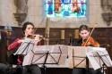 Le Quatuor Tchalik à Villiers-sous-Grez