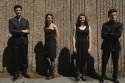 Tchalik Quartet in concert at Musée de l'orangerie