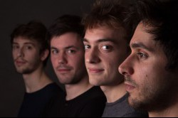 Yako Quartet concert at Hungary