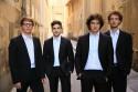 Le Quatuor Van Kuijk en concert