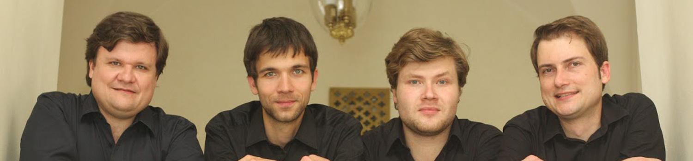 Dole al quartet proquartet centre europ en de musique - Concours international de musique de chambre de lyon ...