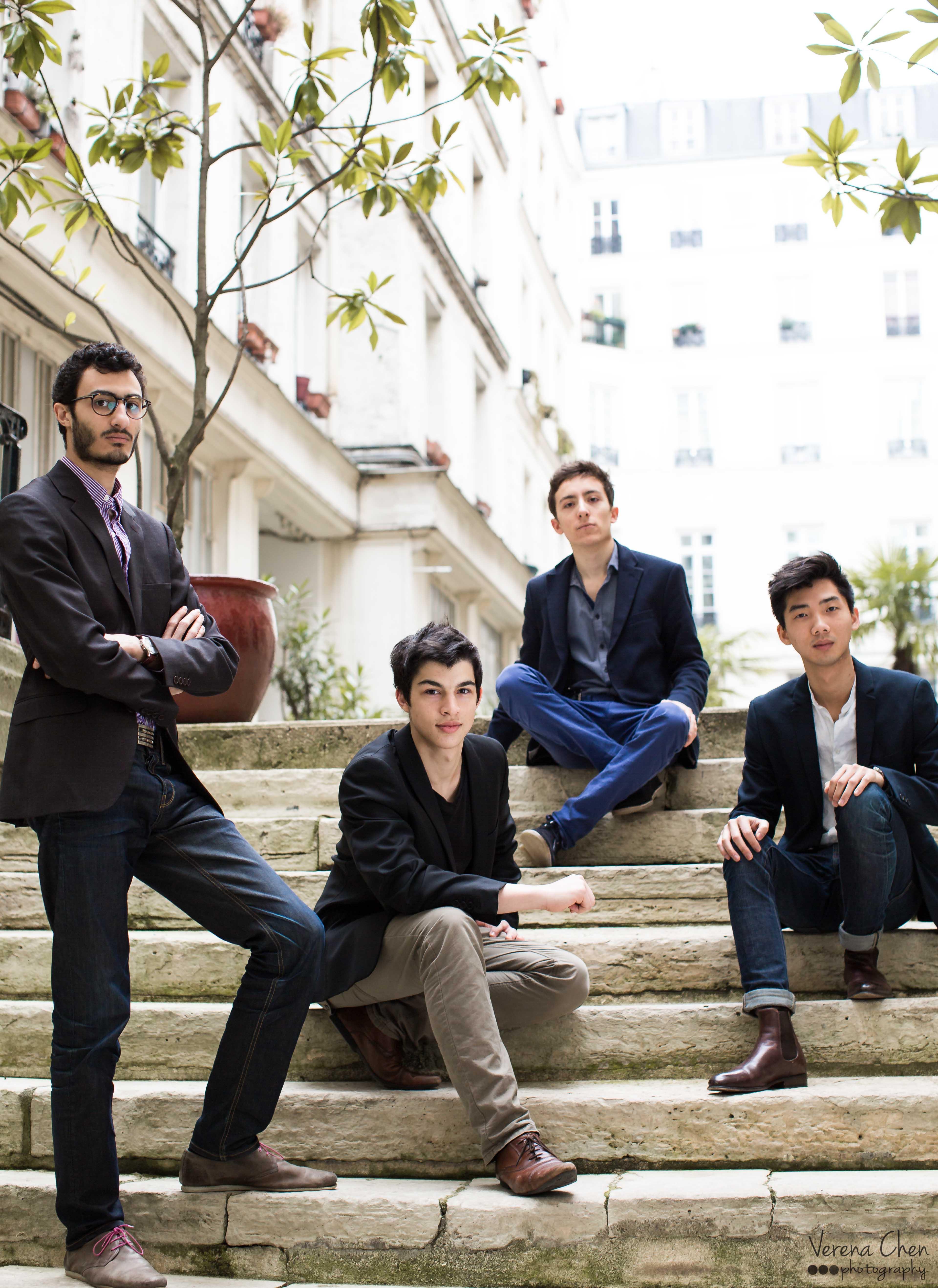 Quatuor arod proquartet centre europ en de musique de - Concours international de musique de chambre de lyon ...
