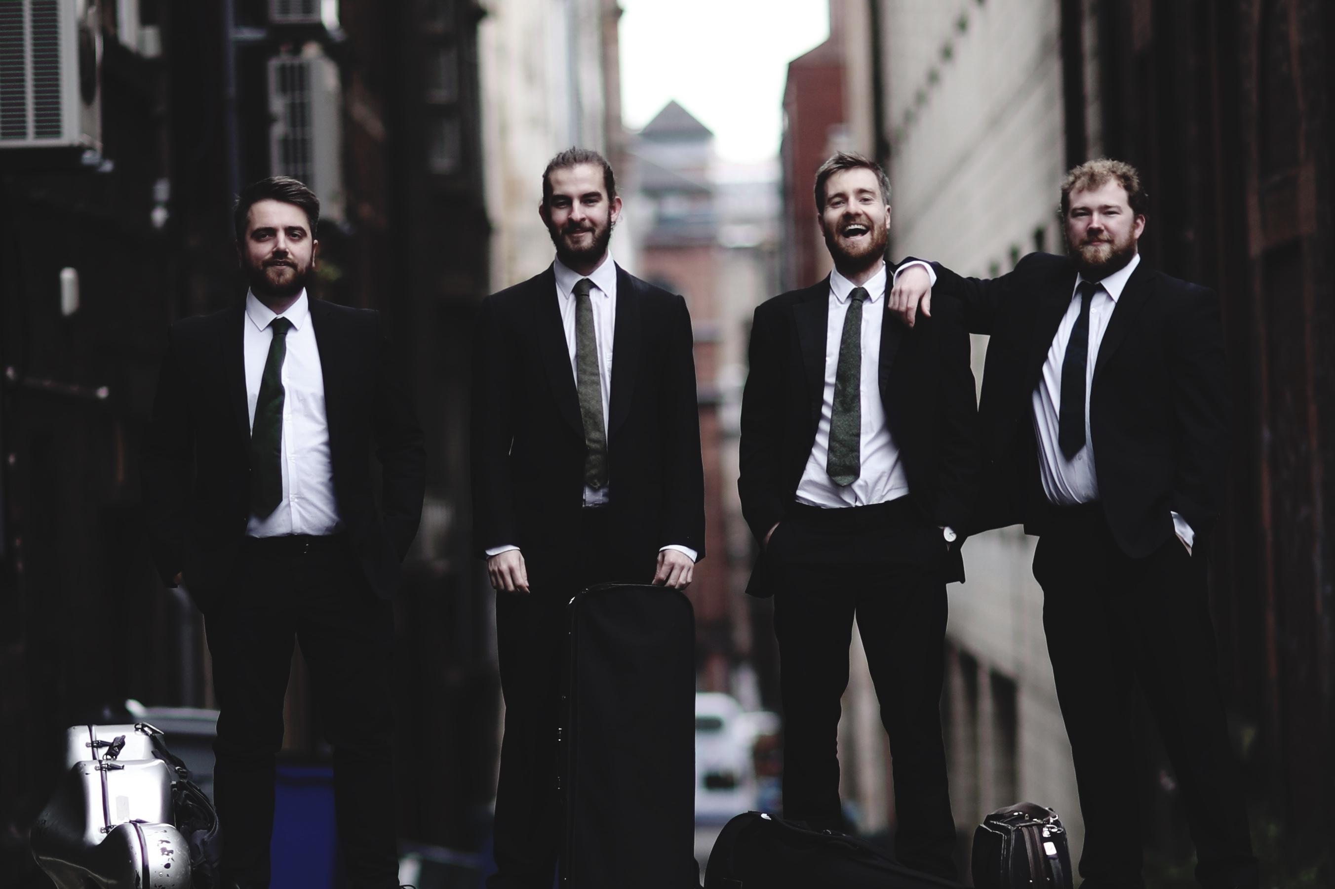 Maxwell Quartet - ProQuartet - Centre européen de musique de