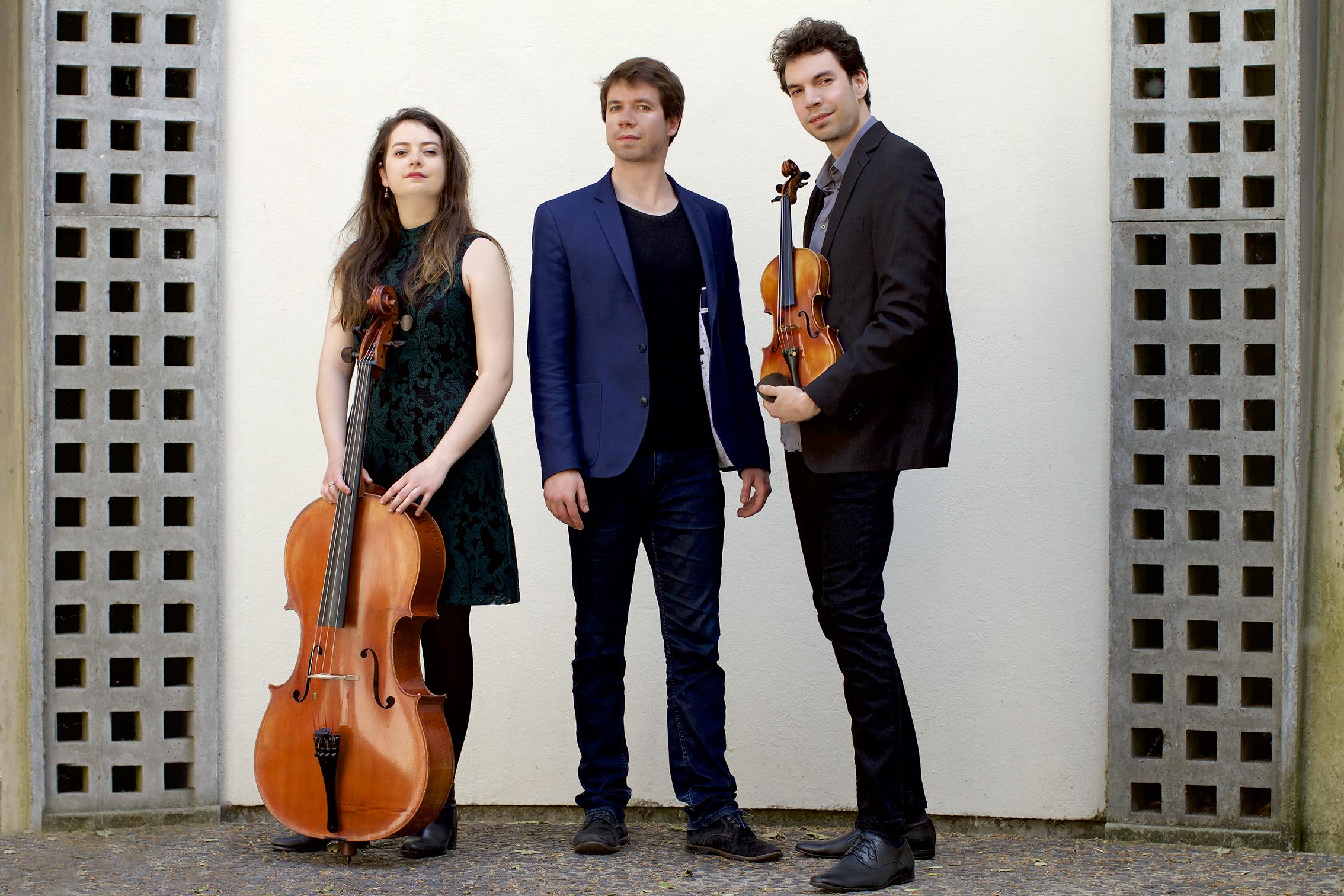 Trio metral proquartet centre europ en de musique de - Concours international de musique de chambre de lyon ...